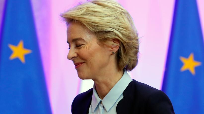 Ursula von der Leyen: Die neue EU-Kommissionspräsidentin Ursula von der Leyen