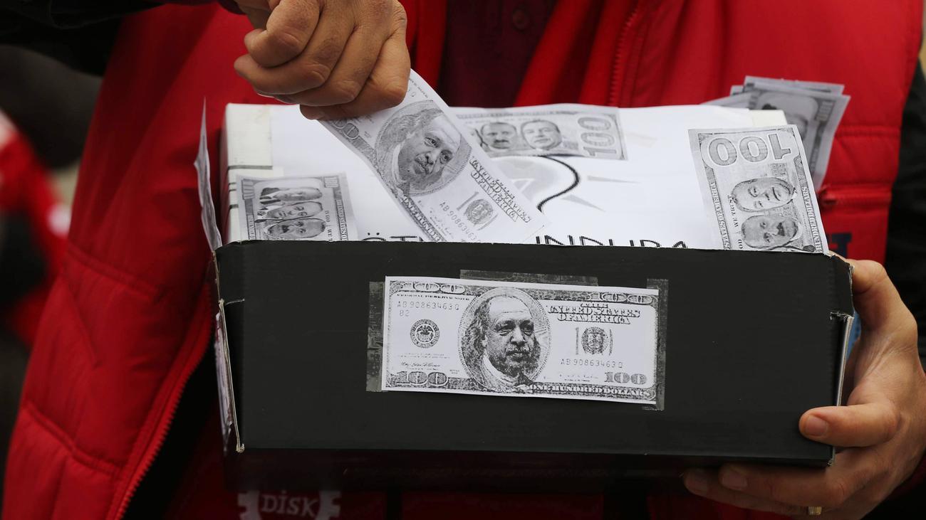 Halkbank: USA gehen wegen Umgehung von Iran-Sanktionen gegen türkische Bank vor