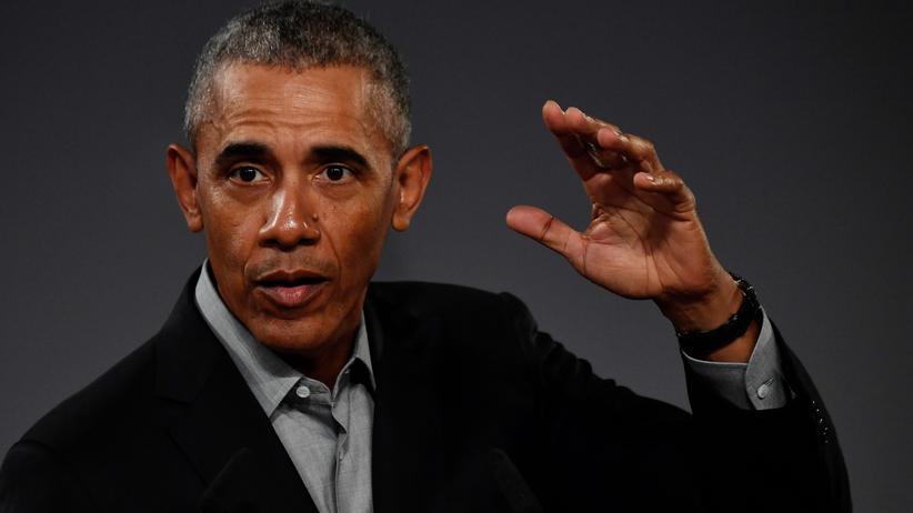 US-Wahlkampf: Barack Obama warnt Demokraten vor radikalem Linksschwenk