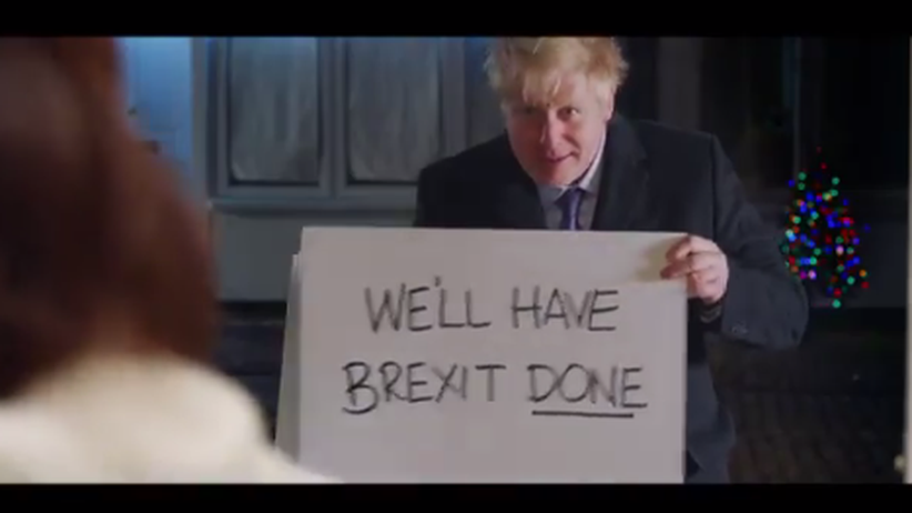 Brexit: Boris is just looking for some love … actually