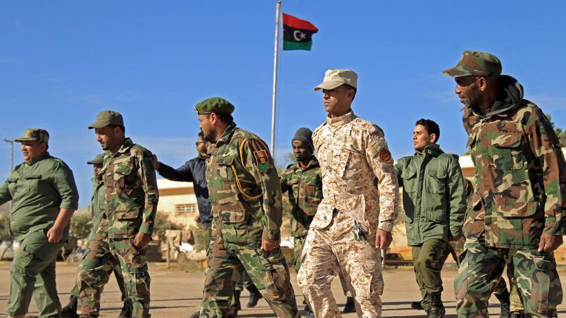 Libyen: Nationalarmee beschlagnahmt offenbar Schiff mit türkischer Besatzung