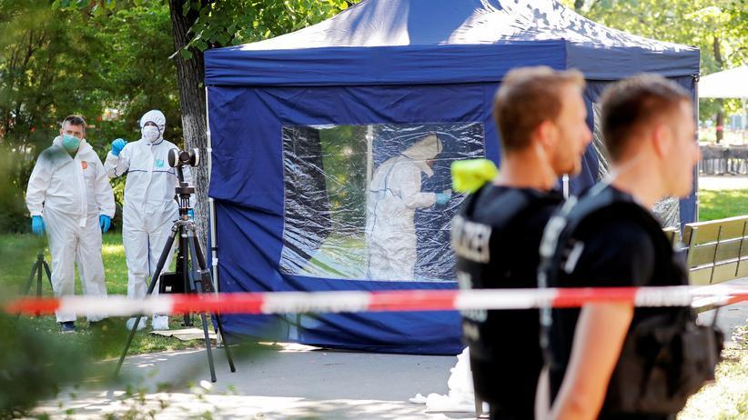Mord an Georgier: Russischer Außenminister weist Vorwurf fehlender Zusammenarbeit zurück