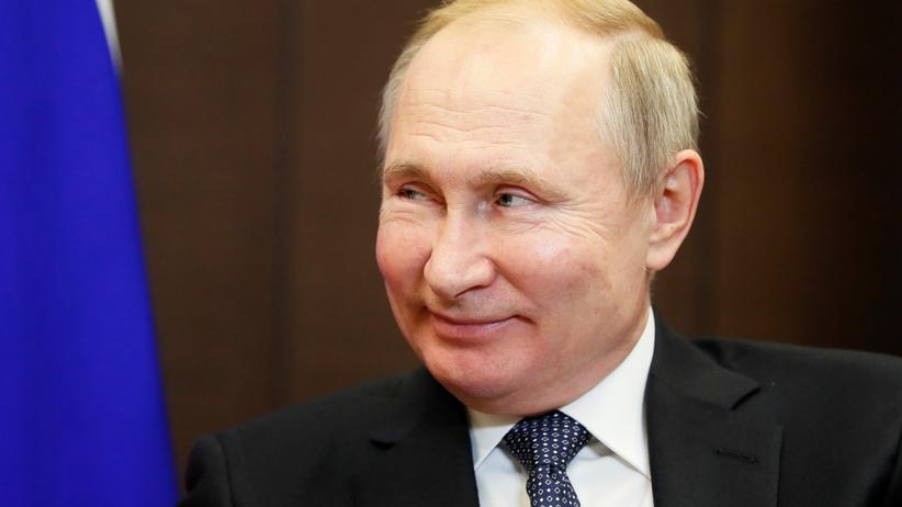 Wladimir Putin: Unschuld im Kreml   ZEIT ONLINE