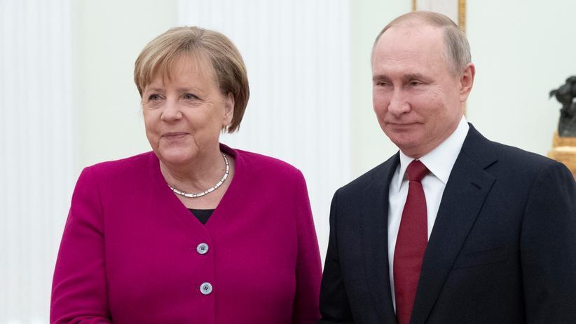 Deutsch-russische Beziehungen: Das amerikanische Vakuum
