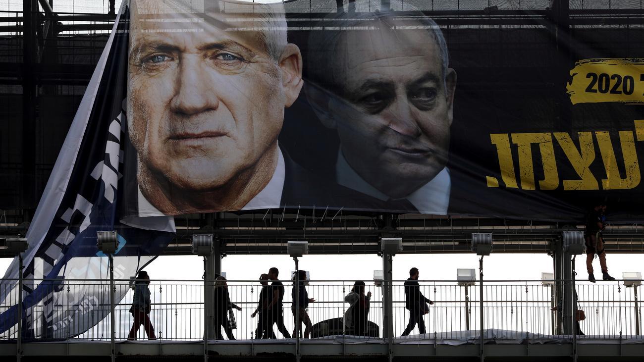 Israel: Netanjahu und Gantz wollen nationale Notstandsregierung bilden