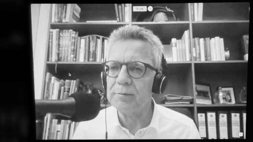 Interviewpodcast: Thomas de Maizière, was ist heute konservativ?