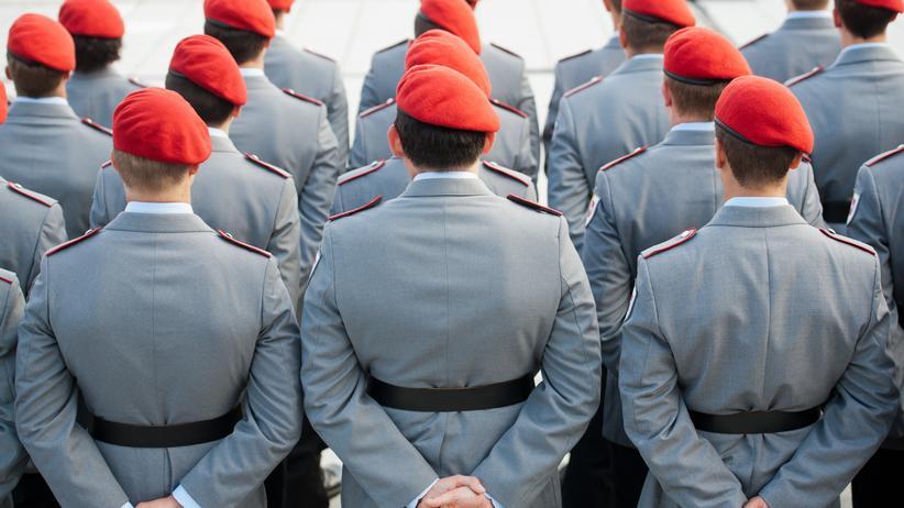 Homosexualität Bundeswehr