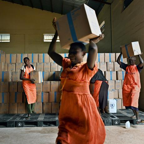 Friedensnobelpreis: UN-Welternährungsprogramm mit Friedensnobelpreis ausgezeichnet