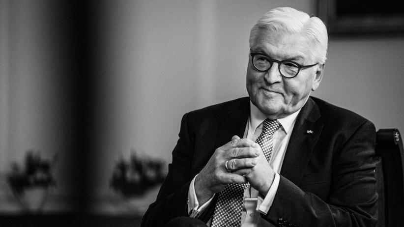 """Frank-Walter Steinmeier: """"Ich habe viel Glück gehabt"""""""