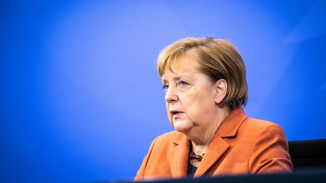 Livestream Angela Merkel
