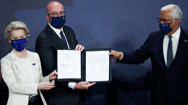 EU-Sozialgipfel: Staats- und Regierungschefs bekennen sich zu sozialerem Europa