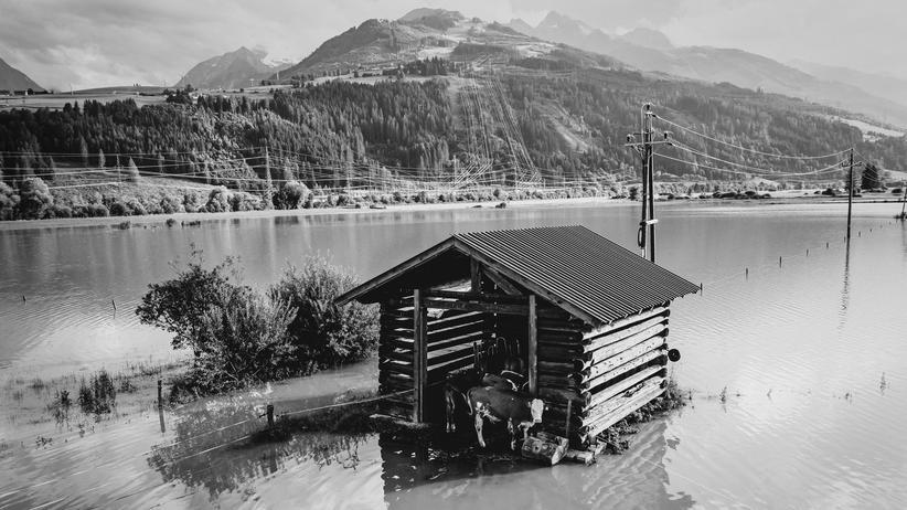 Alpenpodcast: Eine Katastrophe namens Bernd