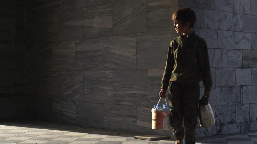 G20: Merkel dringt auf Hilfe für Afghanistan