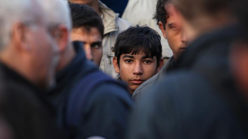 Flüchtlinge: Willkommen in Europa
