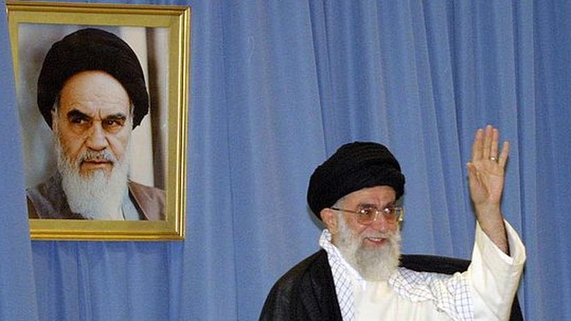 Revolutionsführer Ajatollah Ali Chamenei