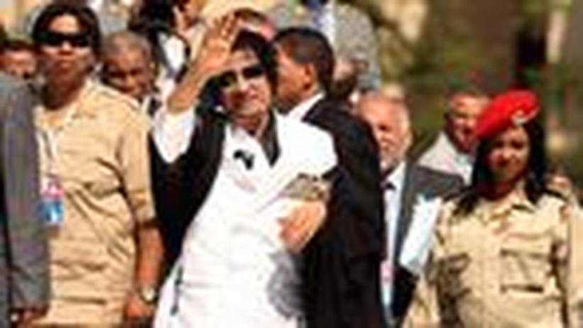 Libyen: Gadhafis mühsame Resozialisierung