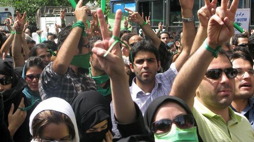 Iran-Opposition
