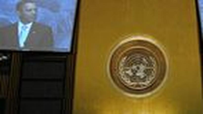 Vereinte Nationen: G 20, das neue Machtzentrum