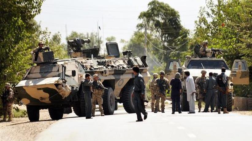 Bundeswehr: Afghanistan ist mit soldatischem Heldentum nicht zu retten