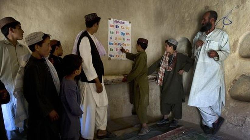 """Entwicklungshilfe in Afghanistan: """"Wie lange wir bleiben, ist eine politische Entscheidung"""""""