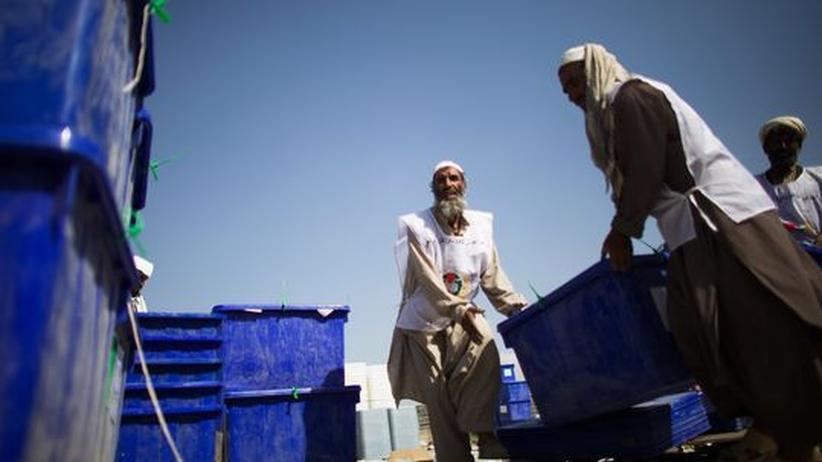 Afghanistan: Deutscher Wahlbeobachter prangert massiven Betrug an