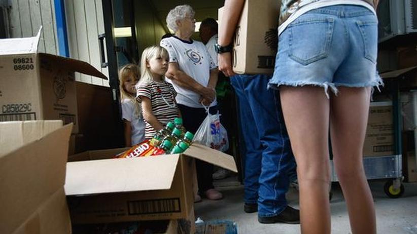 Wirtschaftskrise: Zahl der Armen in den USA stark gestiegen