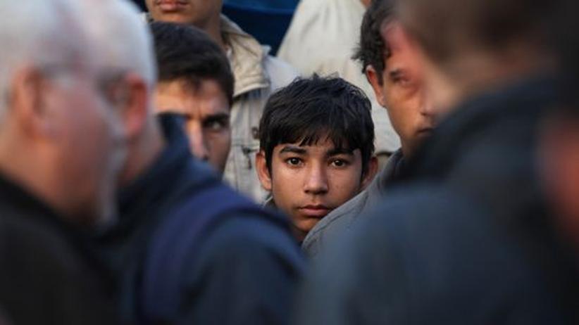 Flüchtlinge: In den Camps von Calais regiert die Angst