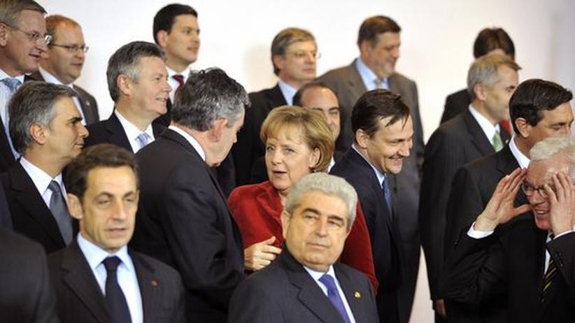 Finanzmarktreform: Europa auf der Suche nach Regeln