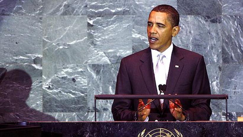 UN-Klimagipfel: Obama warnt vor Klima-Katastrophe