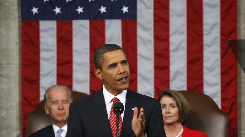 USA: Obama  im Drama