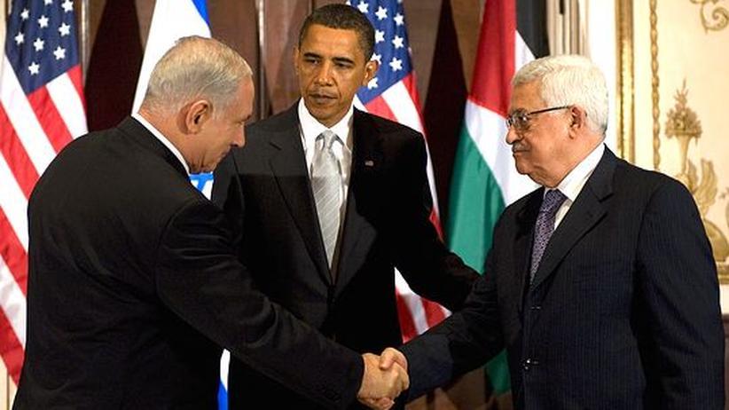 Obamas Nahostpolitik: Netanjahu und Abbas zeigen sich unnachgiebig