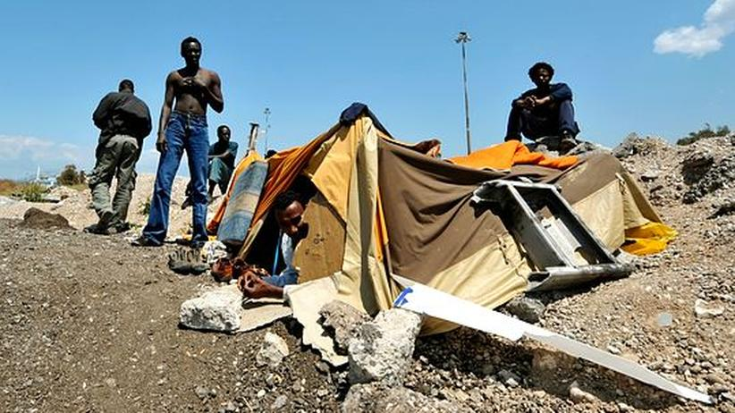 Europäische Flüchtlingspolitik: Iraker darf vorerst nicht abgeschoben werden