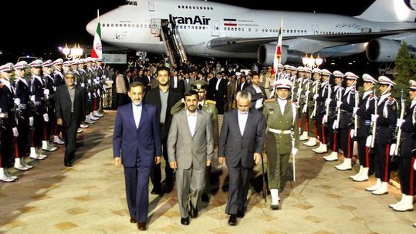 Ahmadineschad