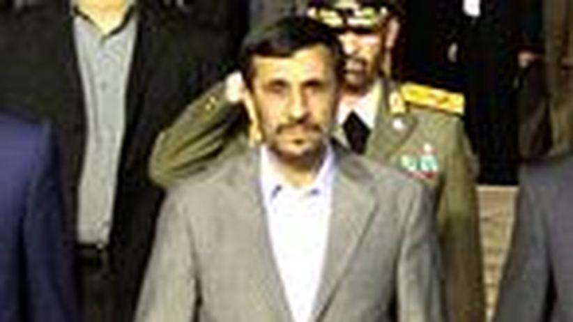 Iran: Helft nicht den Hardlinern