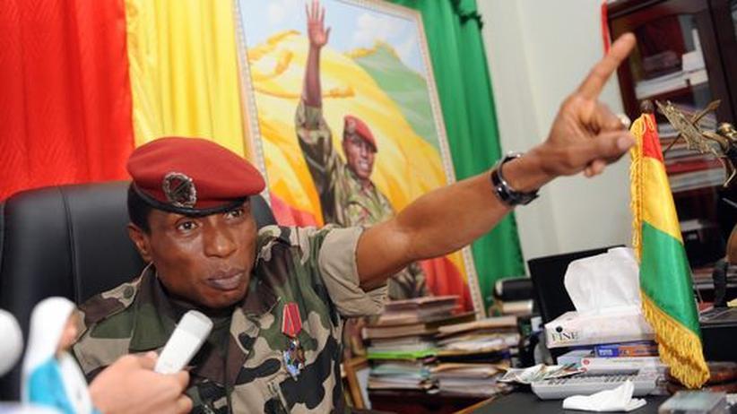 Westafrika: Internationale Sanktionen gegen Guineas Herrscher sind notwendig