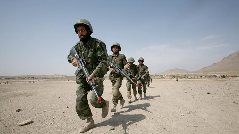 Staatsaufbau: Afghanen, auf die Obama angewiesen ist
