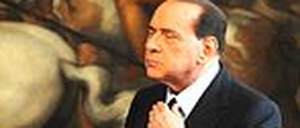 Es wird eng: Italiens Premier Berlusconi muss wohl vor Gericht