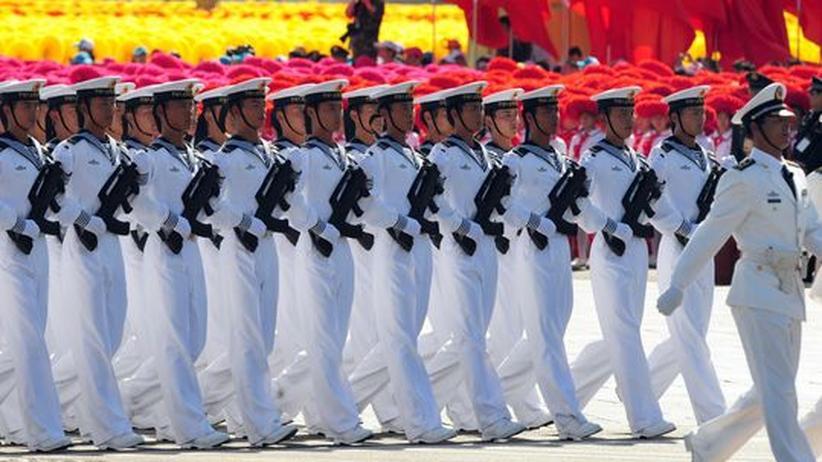Jubiläum: China feiert Geburtstag mit gigantischer Militärparade