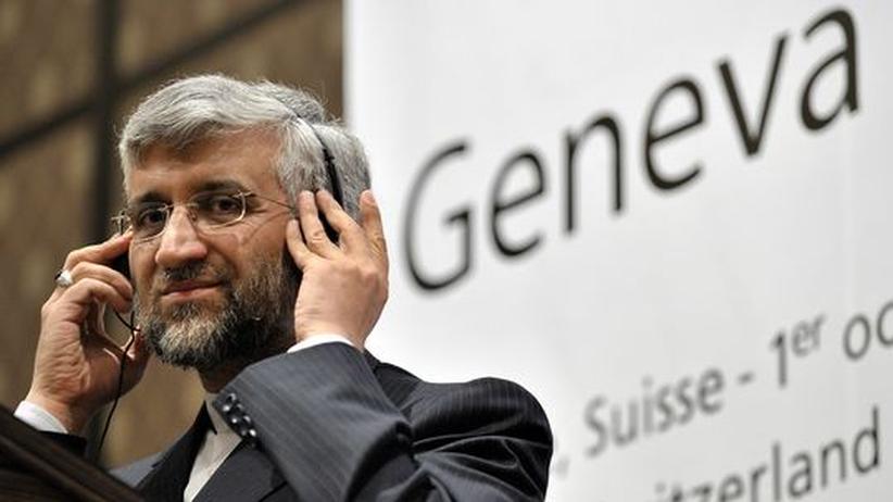 Atomstreit: Iran stimmt Urananreicherung im Ausland zu