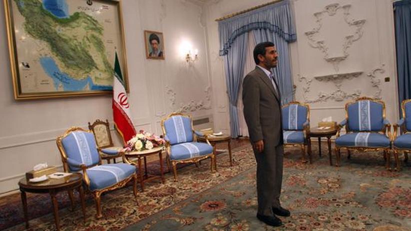 Iran Mahmud Ahmadineschad