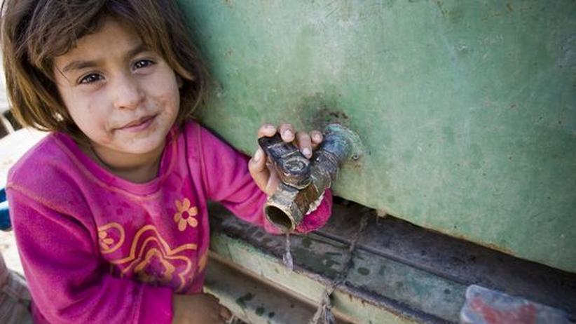 Nahost-Konflikt: Amnesty kritisiert israelische Wasserpolitik