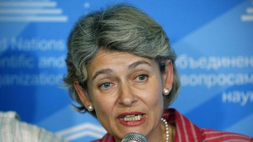 Unesco: Libyen droht mit Kündigung der Zusammenarbeit
