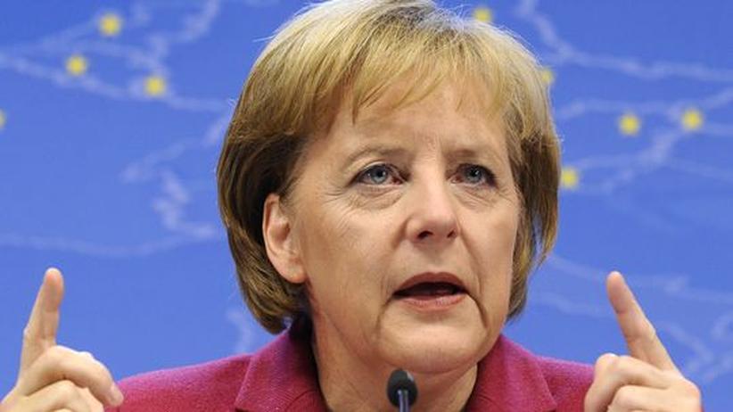 USA-Reise: Merkel drängt USA zu mehr Klimaschutz