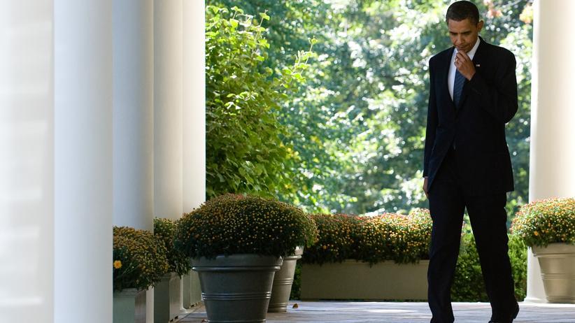 Barack Obama: Die Ohnmacht des Mächtigsten
