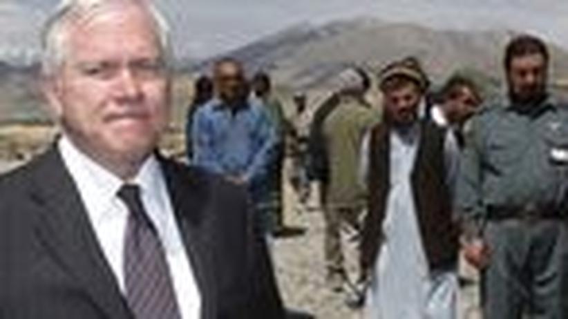 US-Strategie in Afghanistan: Gates wagt sich aus der Deckung