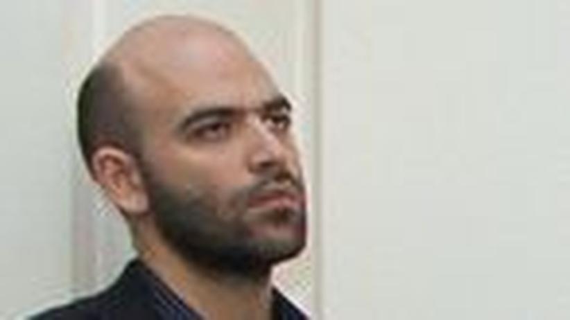 """Roberto Saviano: """"Ich will ein Dorn im Auge sein"""""""