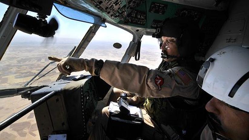 Hindukusch: In Afghanistan sollen bis Ende des Jahres 68.000 US-Soldaten stationiert sein. Obama will die Truppen um weitere 13.000 Mann aufstocken.