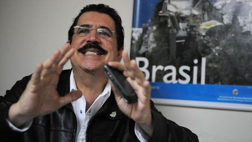 Honduras: Neues Manöver der Putschisten gegen Zelaya