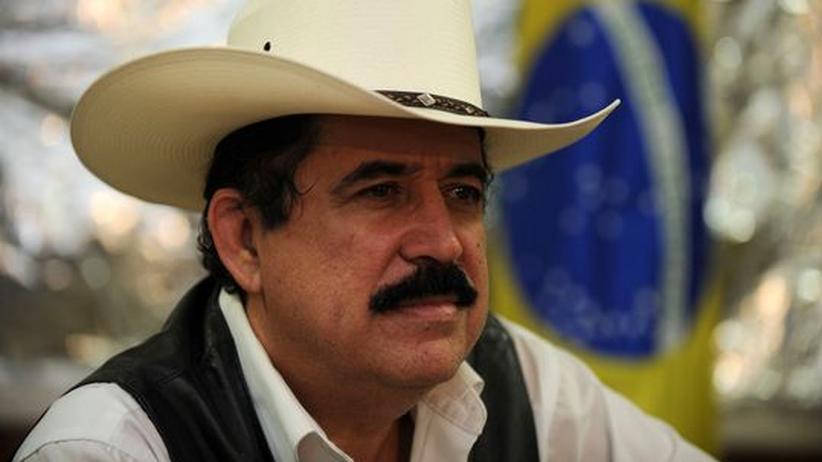 Honduras: Zelaya erklärt Aussöhnung für gescheitert