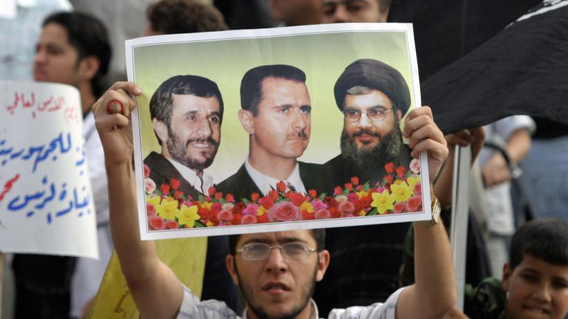 Syrien: Der Schurke als Freund